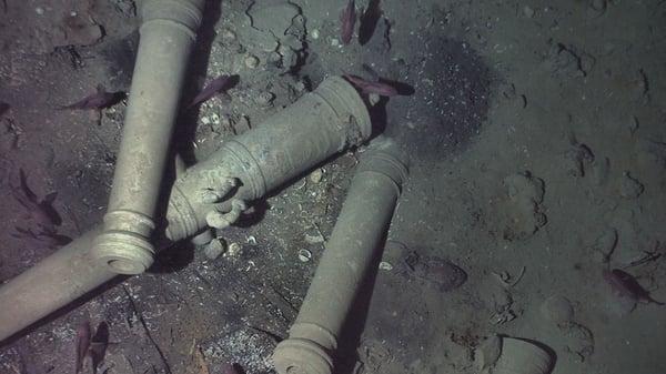 17bn found on Spanish Galleon