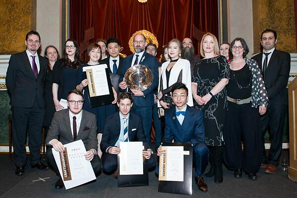 Goldsmith's Craft & Design Awards 2018 photo 2
