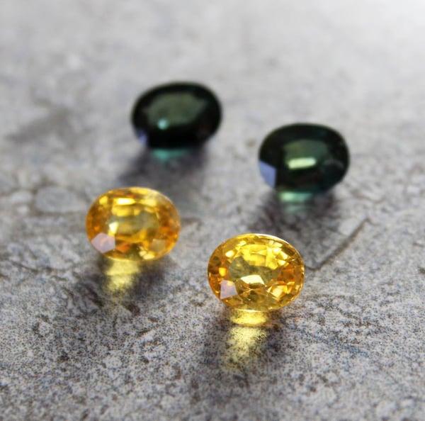 fancy coloured sapphires 4