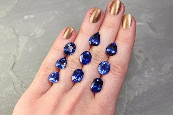 haruni fine gems pretty sapphires