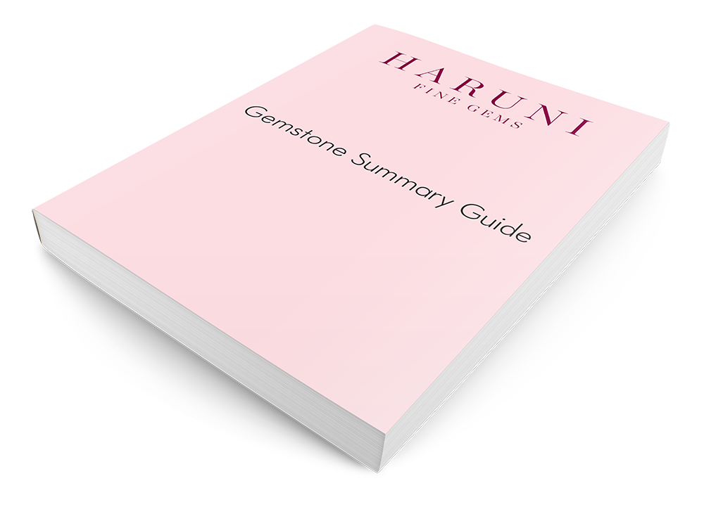 hfg gemstone summary guide book