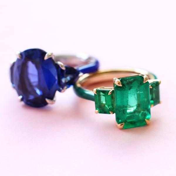 engagement rings Haruni Fine Gems