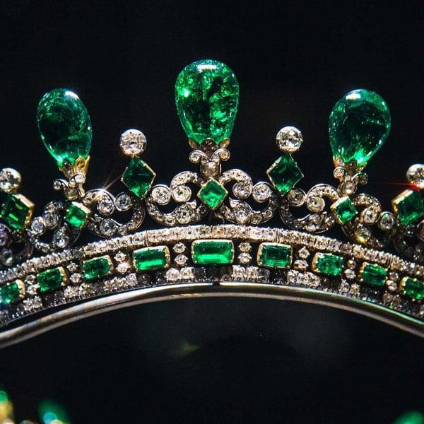 tiara queen victoria