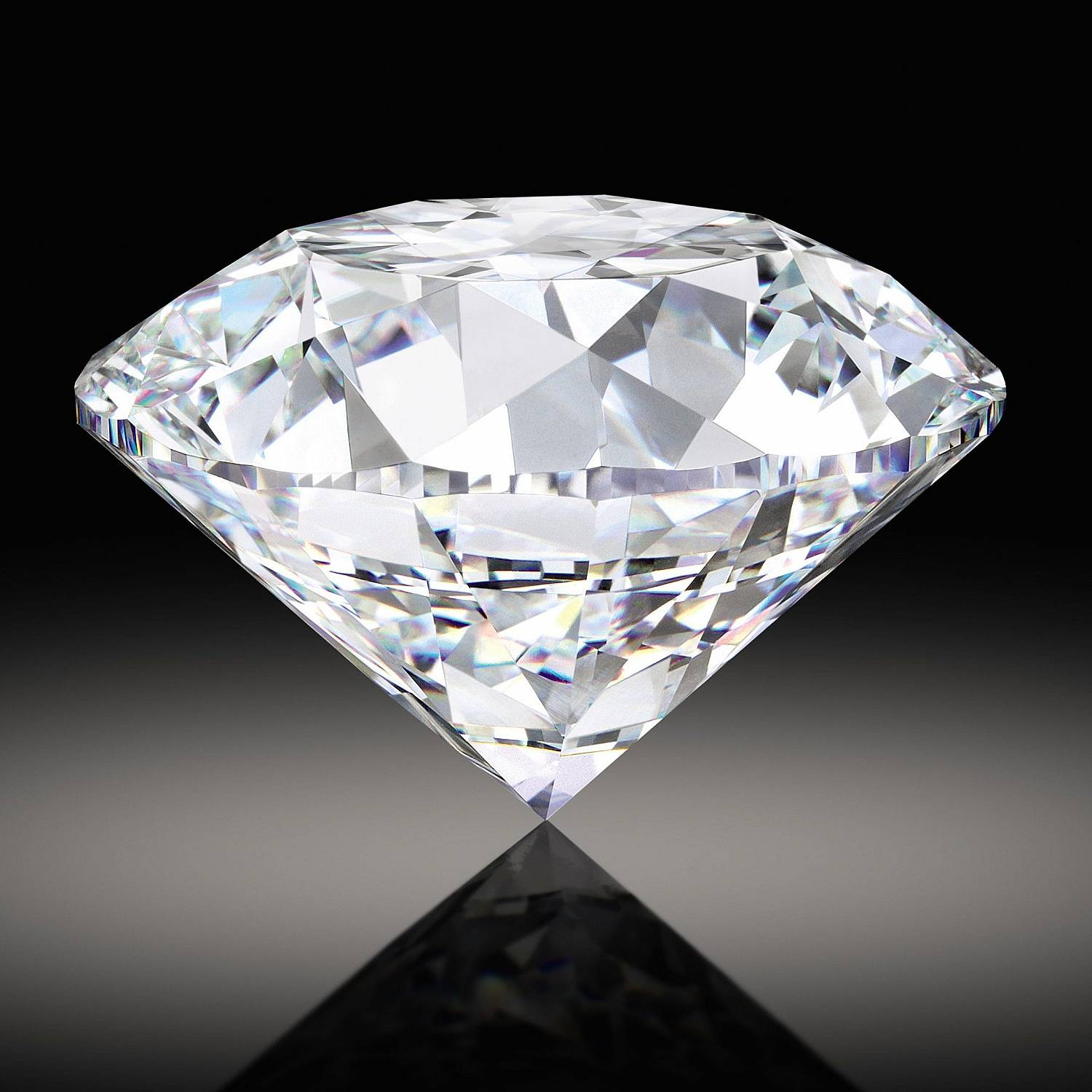 world's largest, rarest and most valuable D-Flawless round white diamond 2