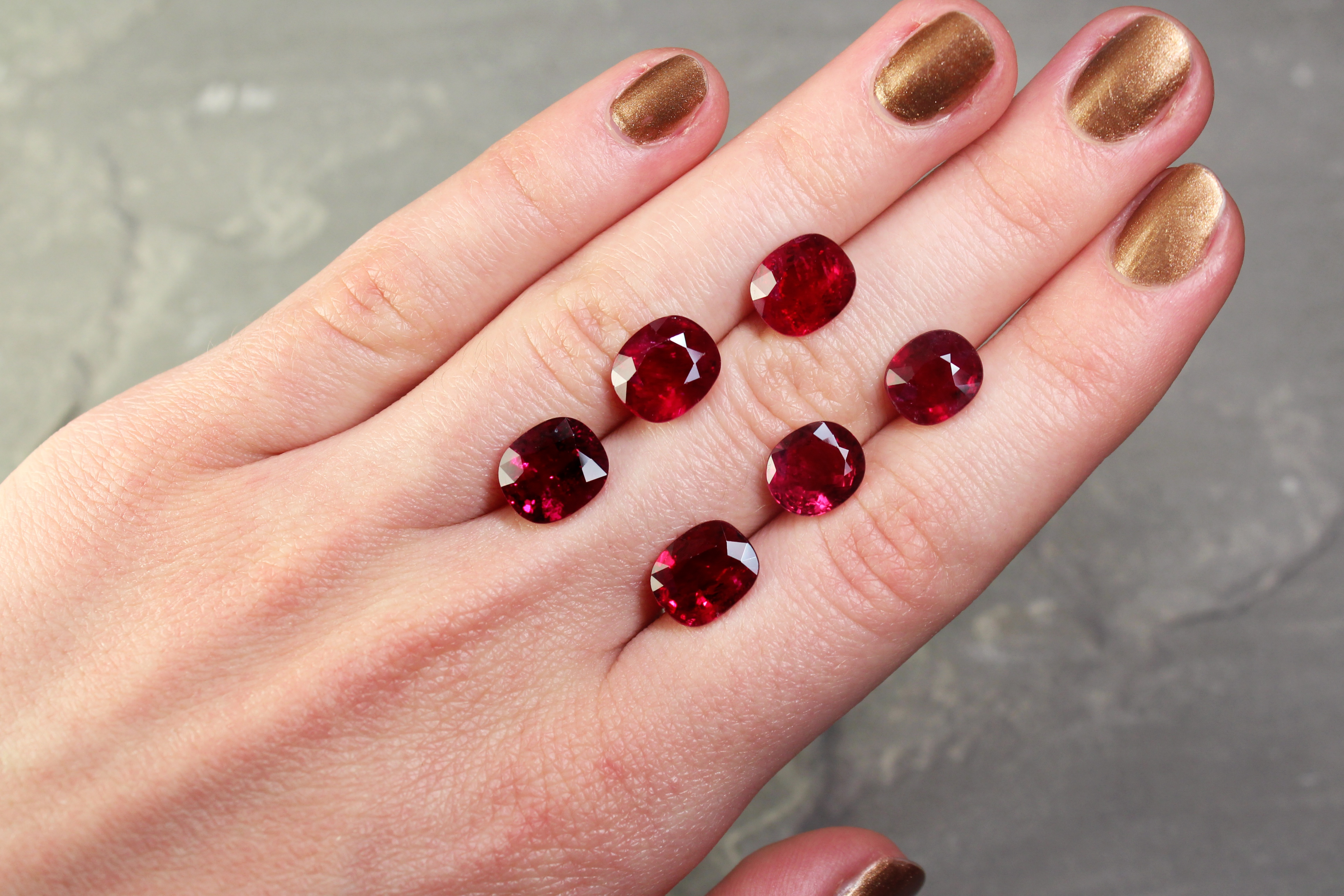 Are There Gems that Suit Me and Gems that Don't?