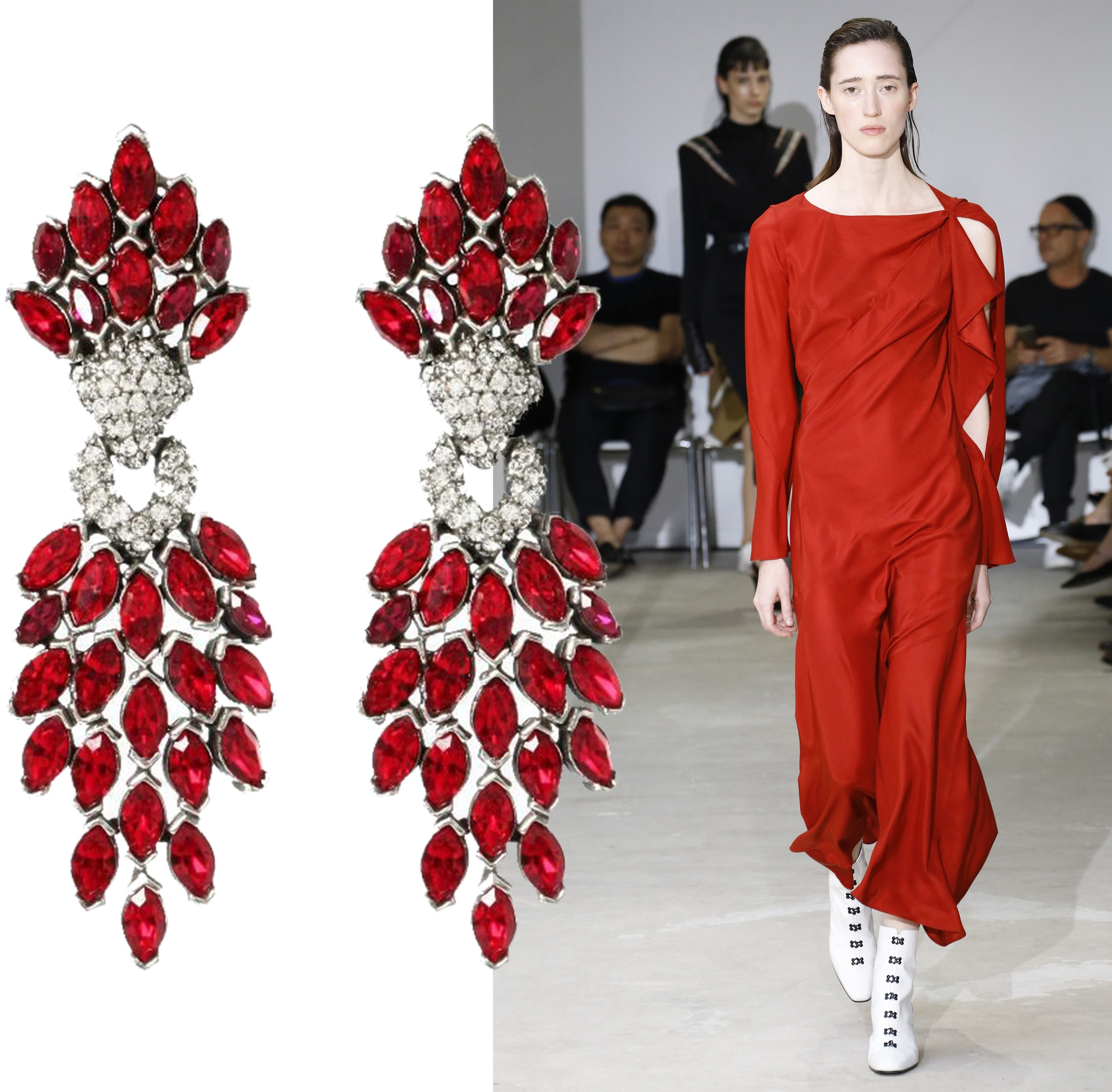 Get The Look: Ruby Red