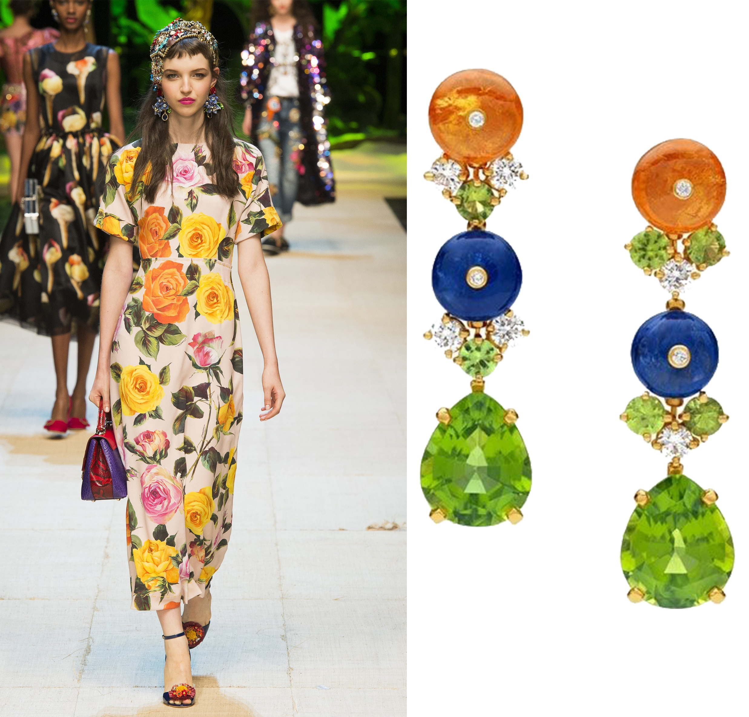 Get the Look: Flower Power