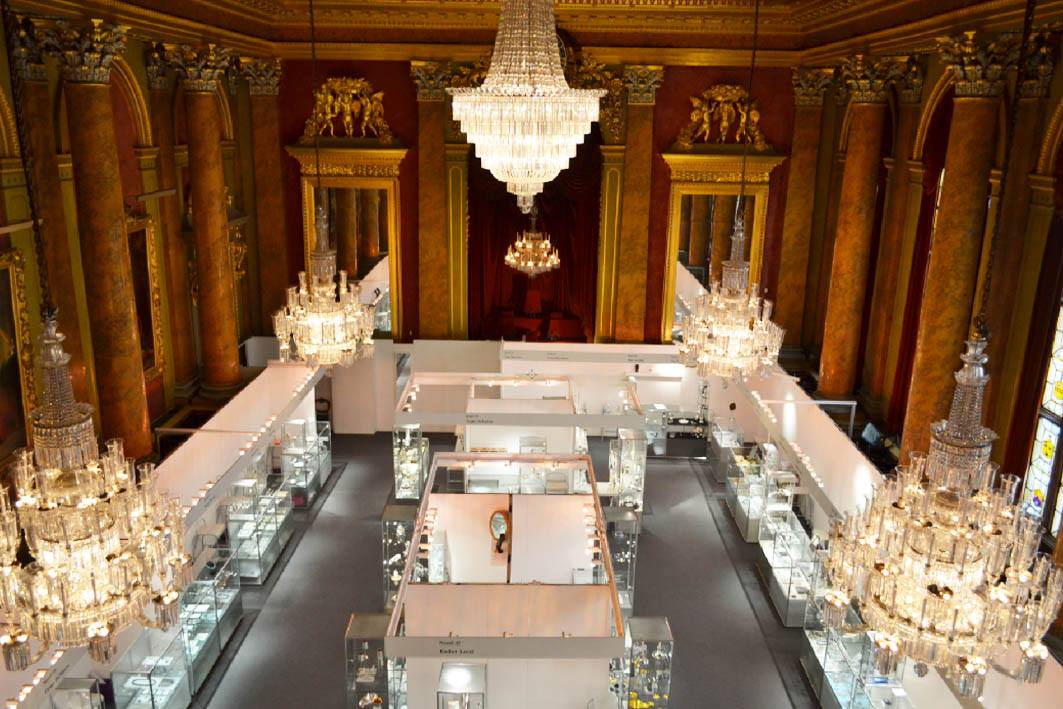 visit goldsmiths' fair. it's where the future's at...