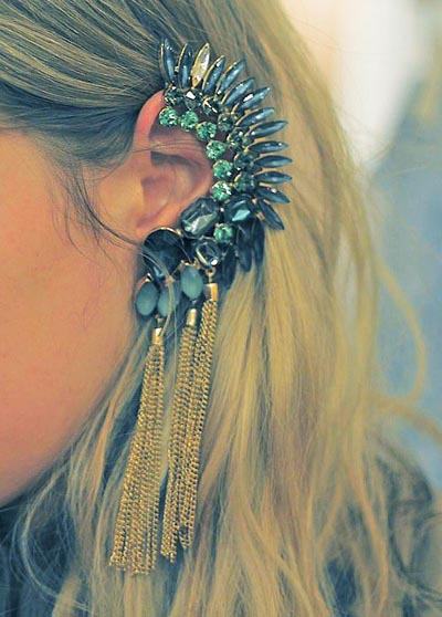 fashion week jewellery trends autumn/winter 2014