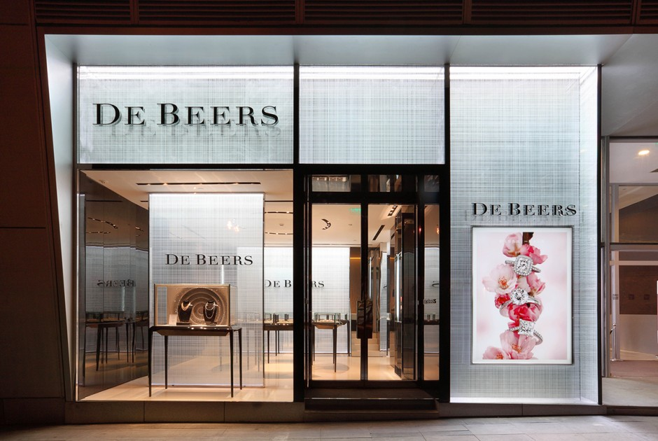 De Beers Ramps up Global Presence