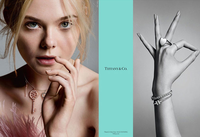 Tiffany & Co. Believe in Dreams Campaign