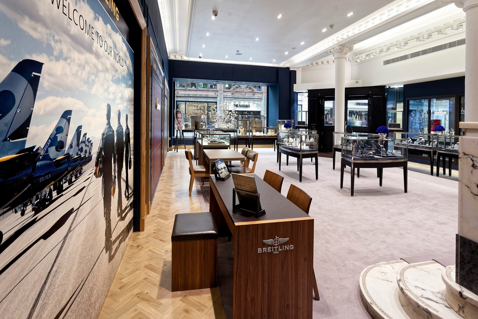 glasgow's newest luxury jewellery flagship opens its doors