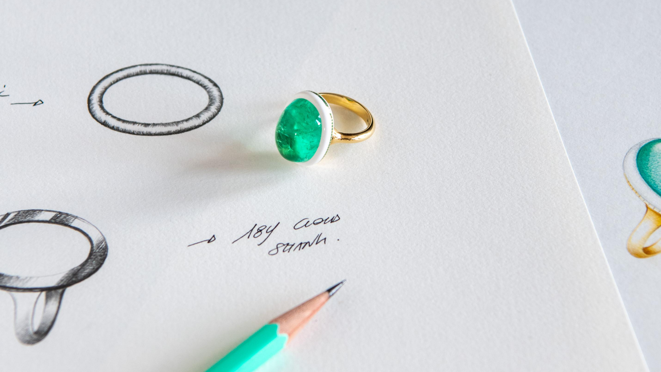 Why bespoke jewellery might be the perfect symbol of savouring moments