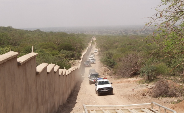 Tanzania Builds a Giant Wall