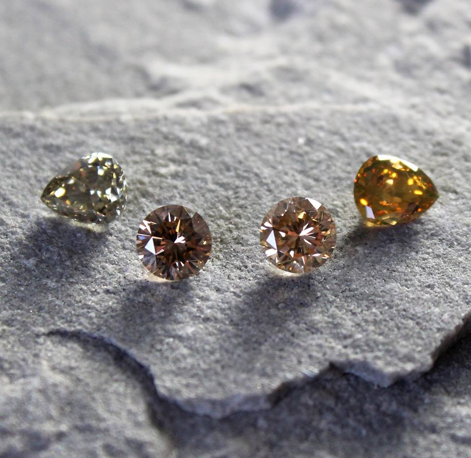 all you need to know about fancy coloured diamonds (almost)