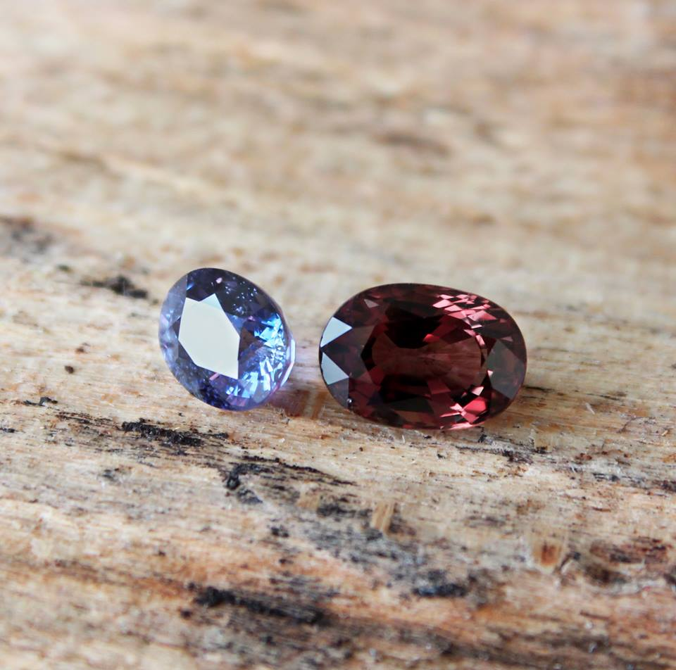 The Beauty of Fancy Color Sapphires