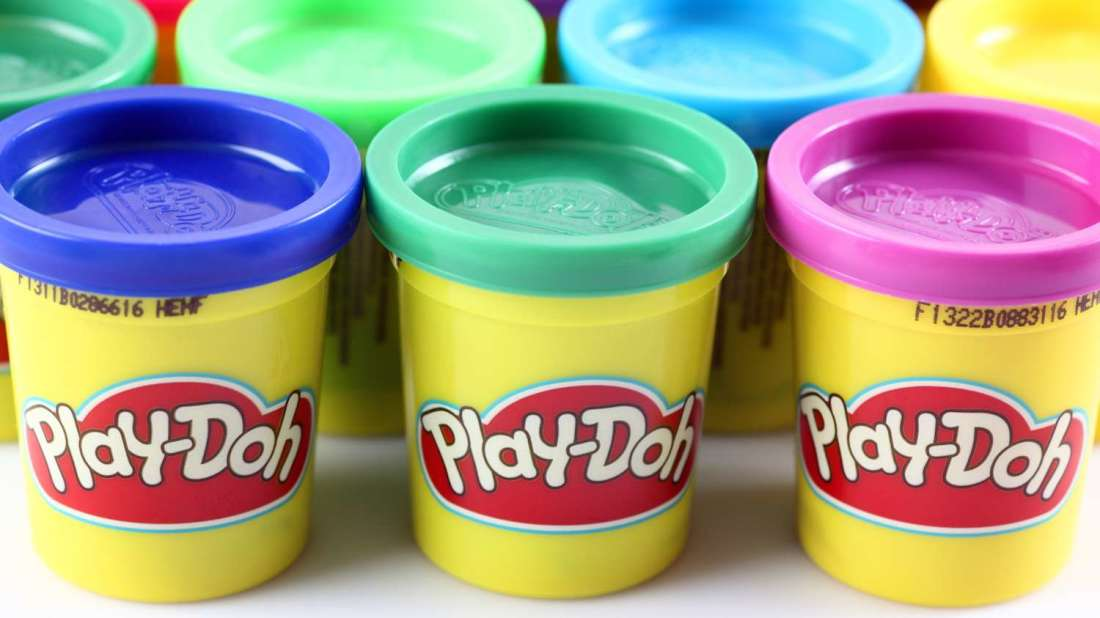 Play-Doh Ring Sizing