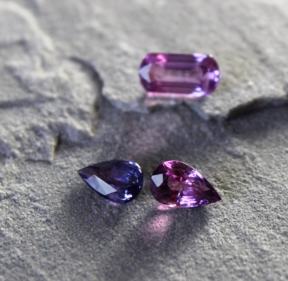 all you need to know about fancy colour sapphires (almost)