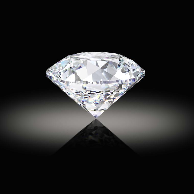 Record Breaking Sale of 102.34 Carat Diamond