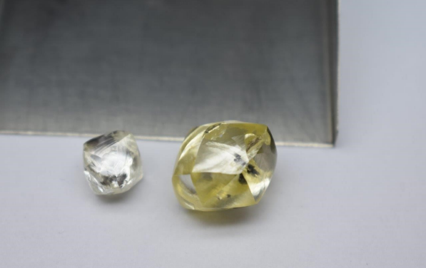 Lucapa Unearthed 25ct Yellow Diamond at Mothae Mine in Lesotho